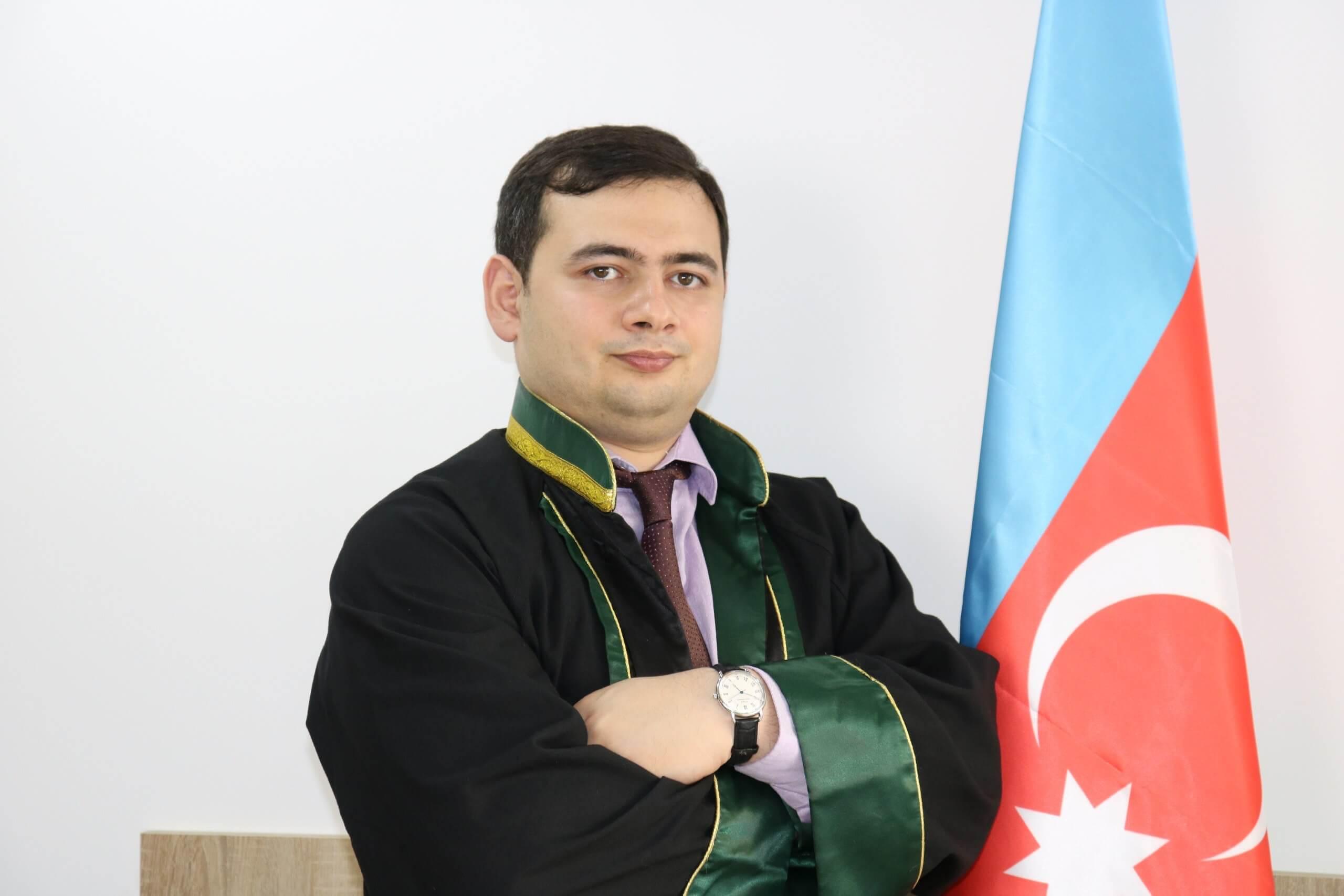 hüquqşünas ayazbəy əhmədov